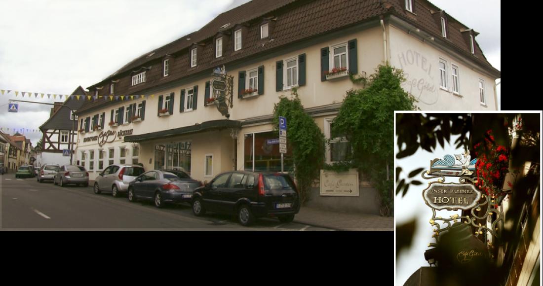 Reservierungsanfrage –  Cafe  Göbel Laubach